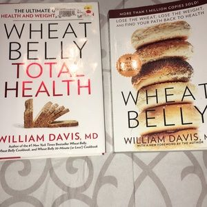 Other - Set of wheat belly books